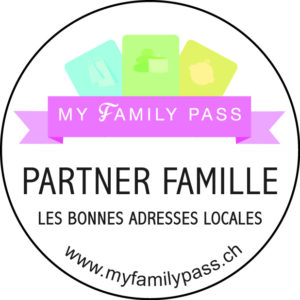 Logo My Family Pass - Partner Famille